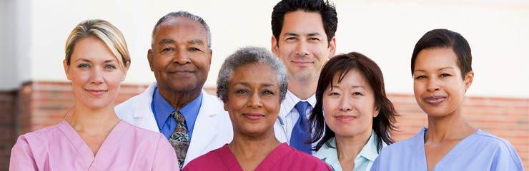 6 chuyên gia chăm sóc sức khỏe