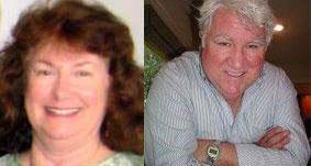 Jane和她的丈夫Tim。