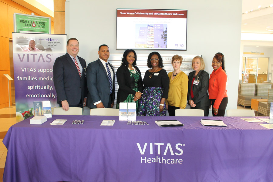 VITAS Employees and Reps at ELNEC-Geriatric Training
