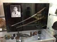 VITAS Patient Colonel William Stapleton's Sword