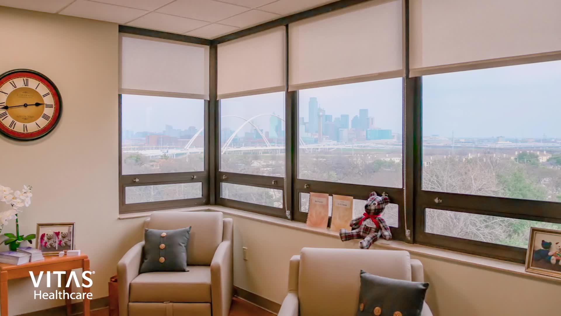 VITAS Inpatient Hospice Unit at Methodist Dallas Medical Center